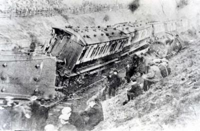 The Felling Train Derailment Gateshead History Felling
